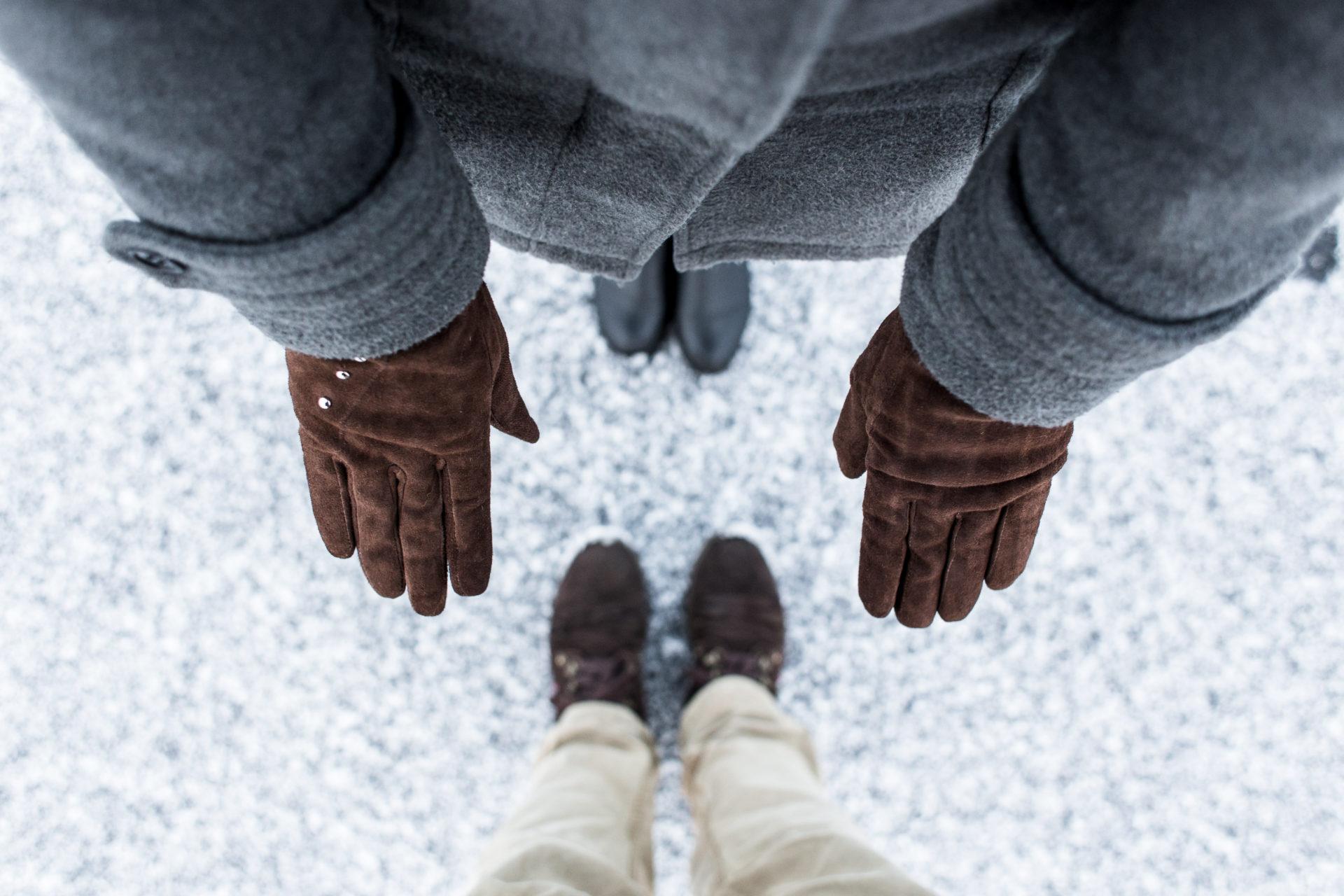 Sposoby na zimne dłonie i stopy