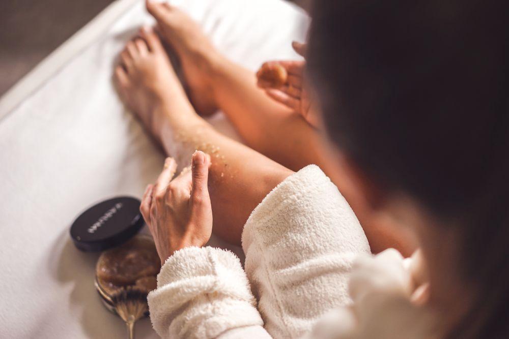 Japońska pielęgnacja – sposób na suche łydki
