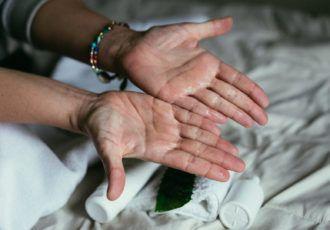 żel antybakteryjny do rąk